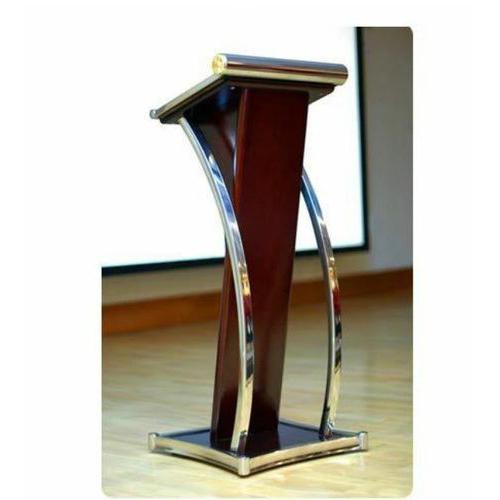 harga podium stainless